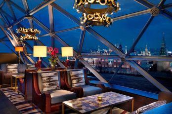 O2 Lounge Moscou
